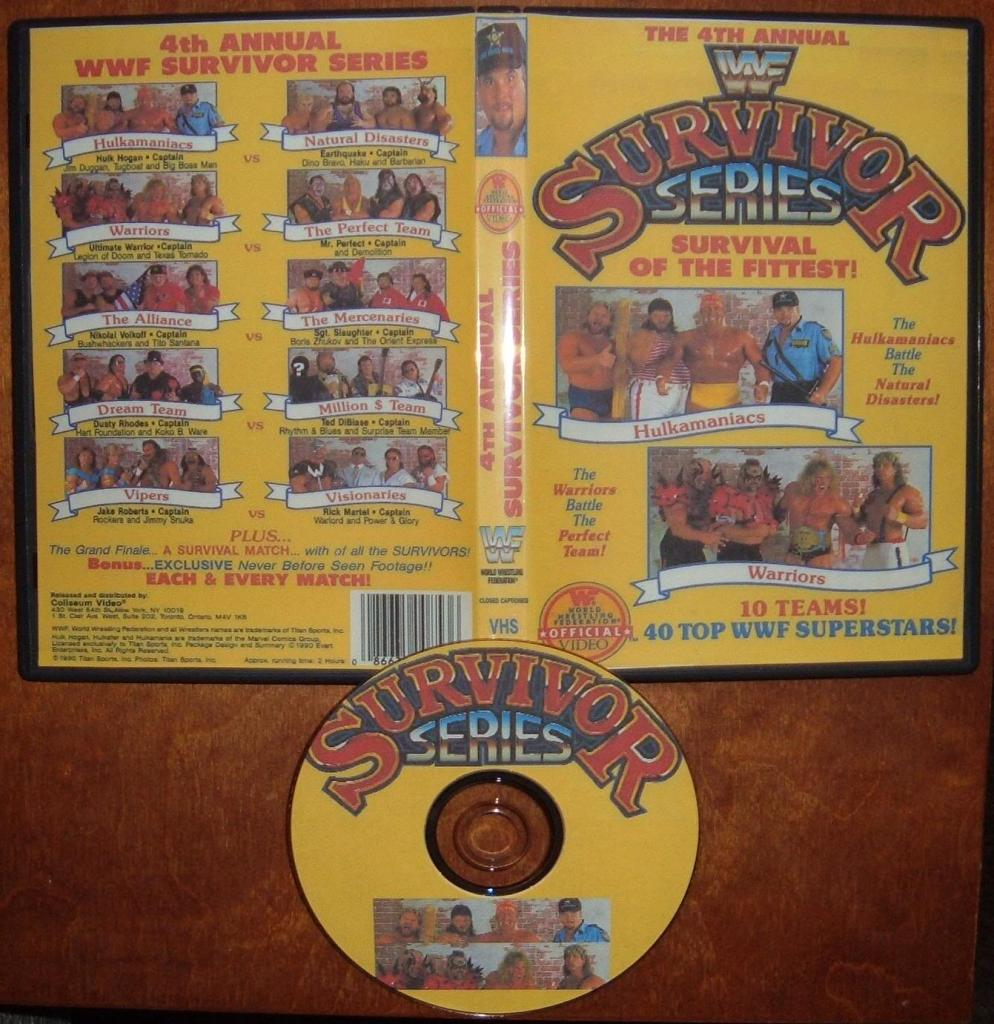 WWFSurvivorSeries1990