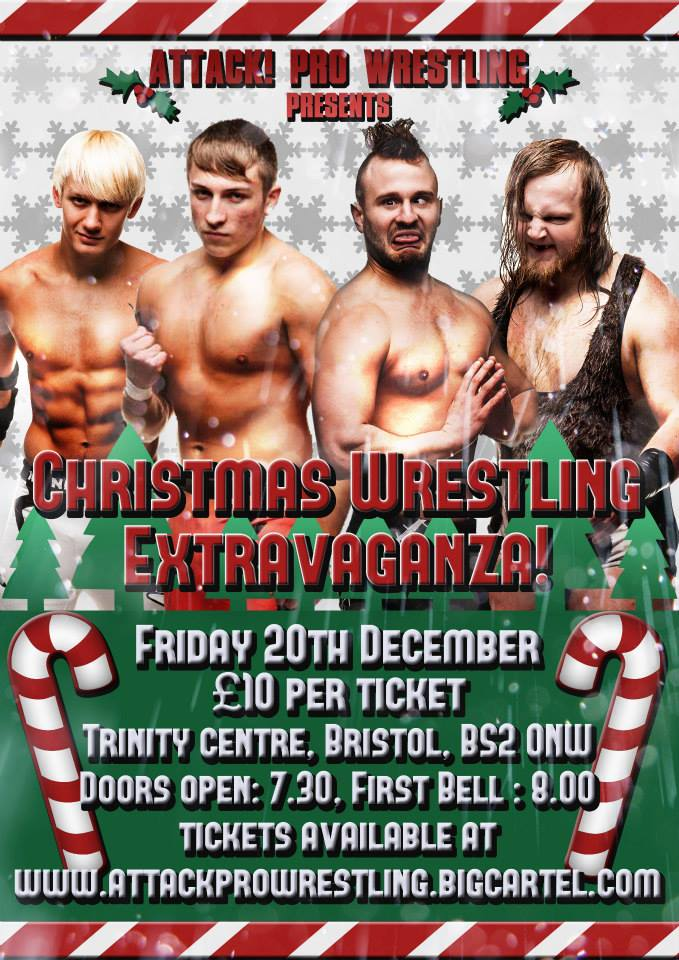 Under the Mistletour 2013